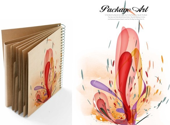 the package art series graffiti printing and application of 16