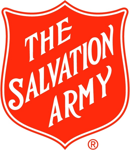 the salvation army 0 free vector in encapsulated postscript eps