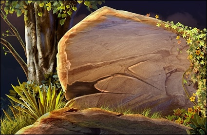 the stone woods psd