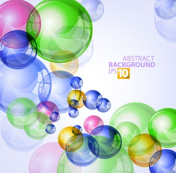the trend of colorful background 03 vector