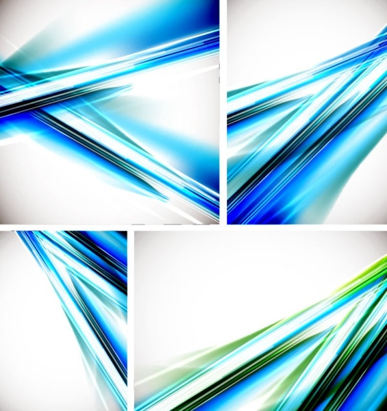 the trend of light background 01 vector