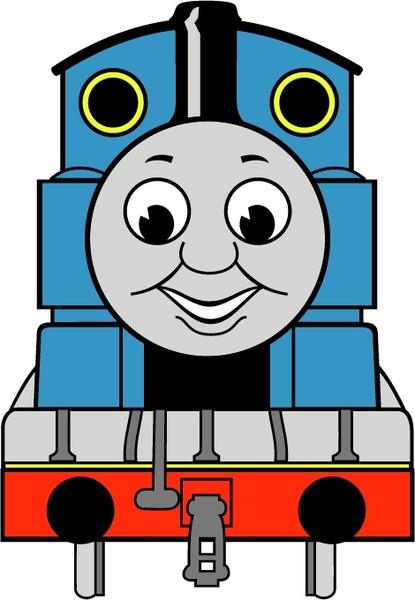 d8c8817766 Thomas the tank engine 0 Free vector in Encapsulated PostScript eps ...