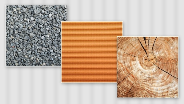 Three Natural Photo Textures