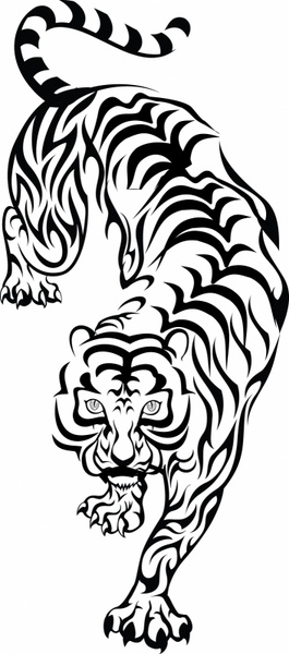tiger vector free download free vector download 319 free vector rh all free download com tiger vector logo tiger vector free laser