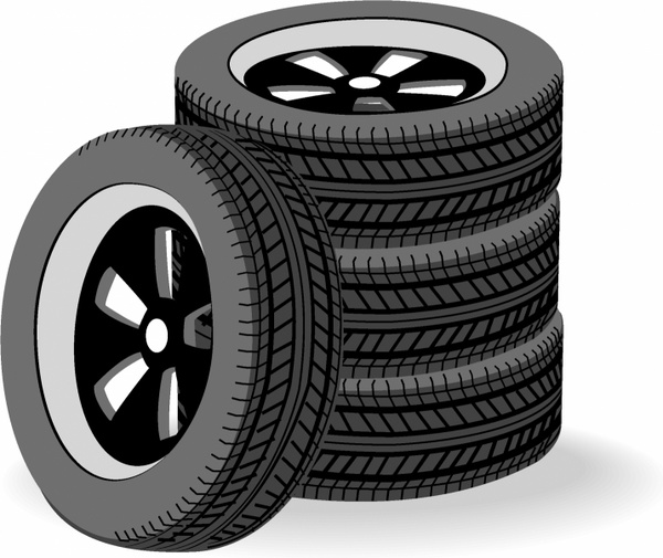 Tire vector free vector download (161 Free vector) for ...