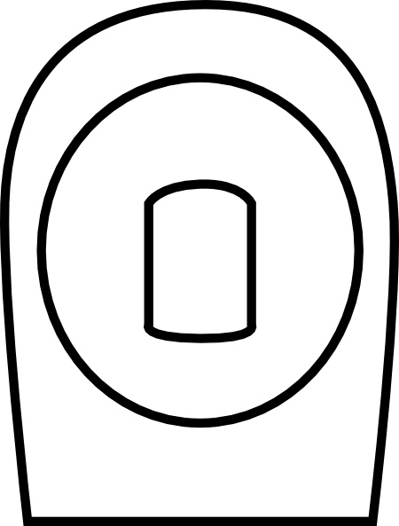Toilet Symbol Clip Art Free Vector In Open Office Drawing Svg Svg
