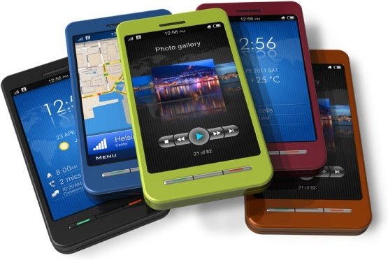 touch screen mobile phone 02 hd picture