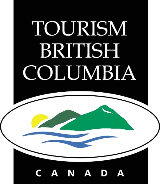 Tourism british columbia Free vector in Encapsulated