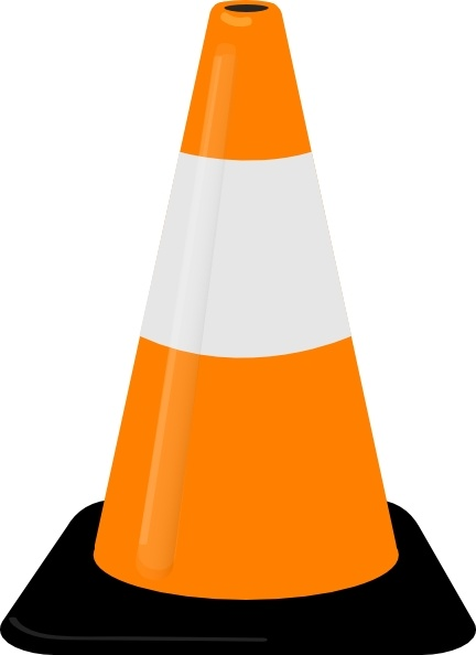 traffic cone clip art free vector in open office drawing svg svg rh all free download com cone clip art black and white cone clipart ice cream