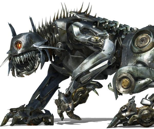 transformers 2 precision the original poster decepticons robot ravage