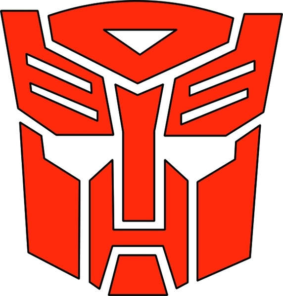Transformers Autobot Free Vector In Encapsulated Postscript Eps