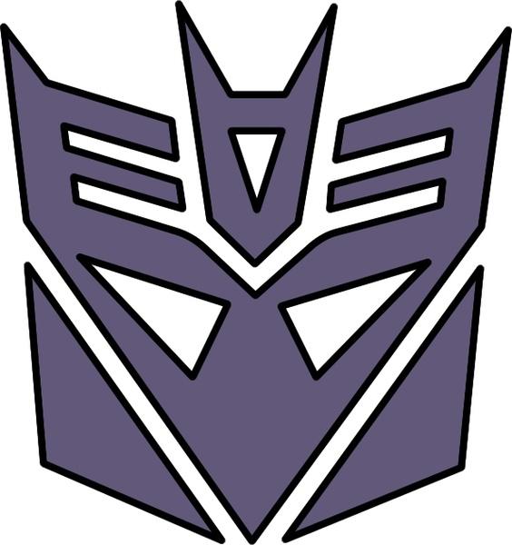 Transformers Decepticon Free Vector In Encapsulated Postscript Eps