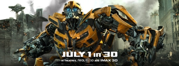 transformers in march when the black part of the role
