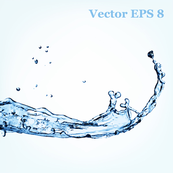 Water Splash Vector Free Vector Download 3 439 Free
