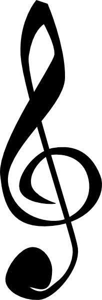 Treble Clefs Music Symbol Clip Art Free Vector In Open Office