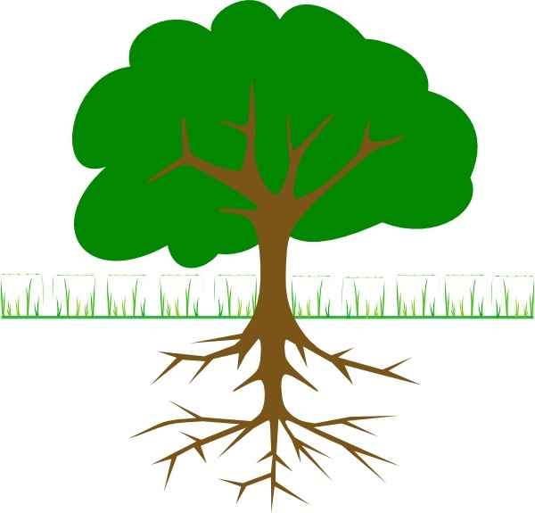 tree branches and roots clip art free vector in open office drawing rh all free download com clipart tree with roots and fruit transparent tree with roots clipart
