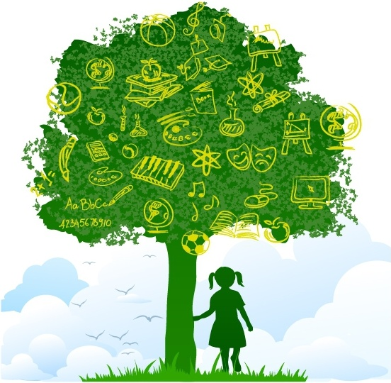 Education Tree Free Vector Download 6 163 Free Vector