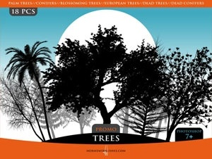 TREES PROMO PACK