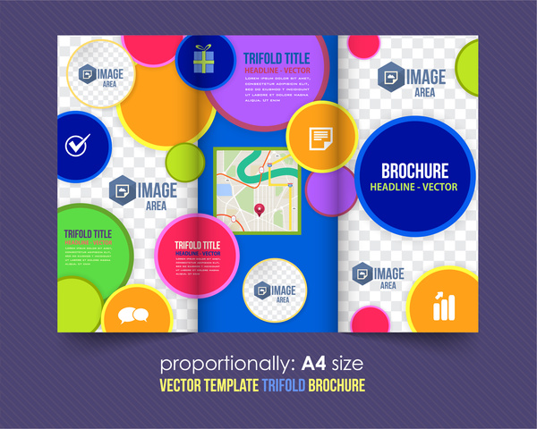 creative brochure templates free download - brochure background design free vector download 48 642