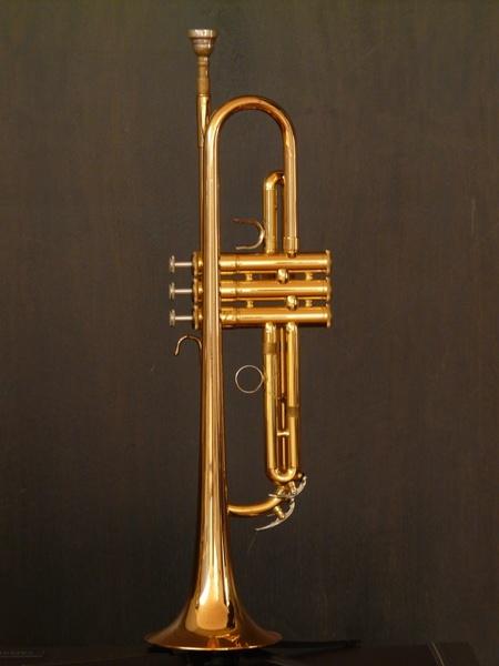trumpet brass instrument instrument