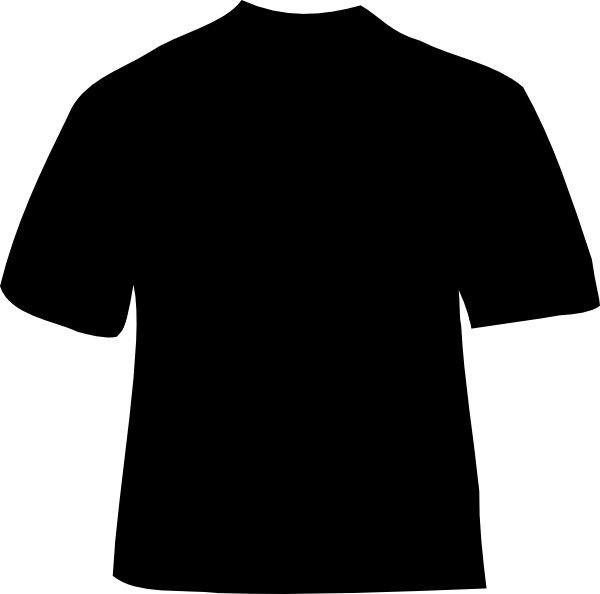 T-shirt clip art Free vector in Open office drawing svg ...