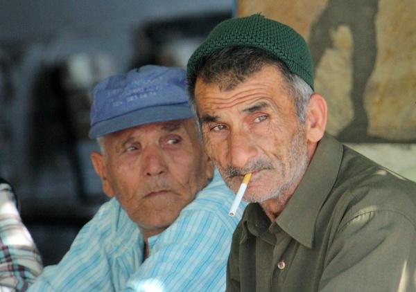 turkish old men