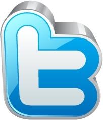 Twitter 3d front