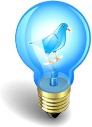 Twitter bulb