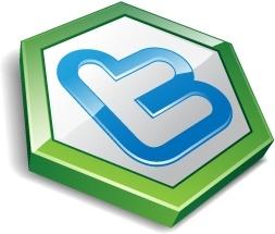 Twitter hexa green