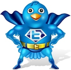 Twitter man