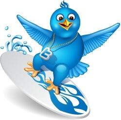 Twitter surf