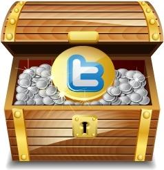 Twitter treasure
