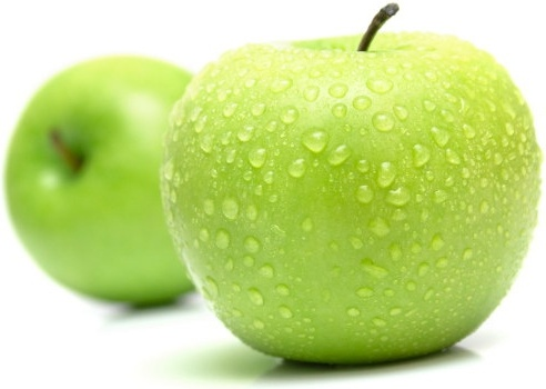 two green apple hd picture