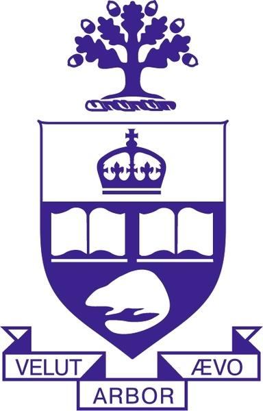 University of toronto logo png download 1100*825 free.