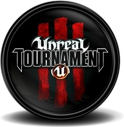Unreal Tournament III logo 1