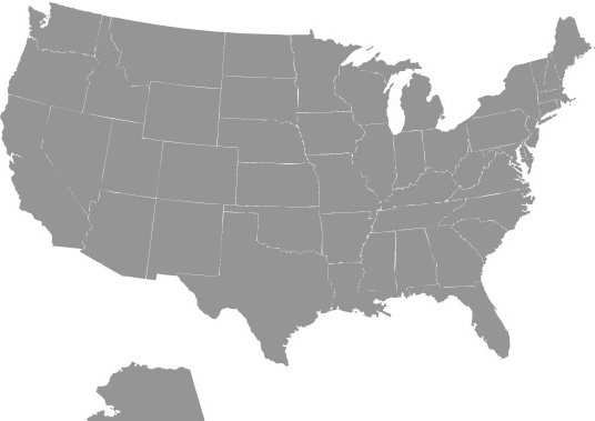 Us Map Vector Free vector in Adobe Illustrator ai ( .ai ) vector ...