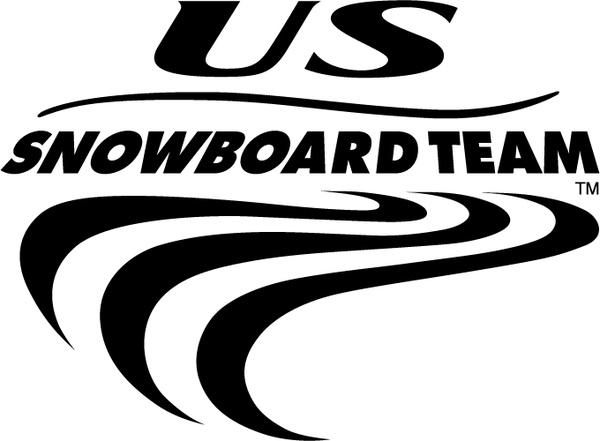 b54f515b031b Us snowboard team 0 Free vector in Encapsulated PostScript eps ...