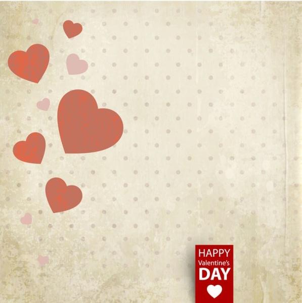 valentine39s day card background 02 vector