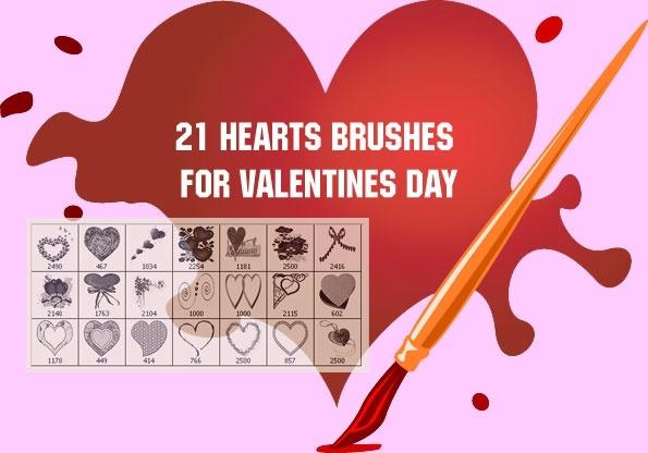 Valentine 2010 PS Brushes