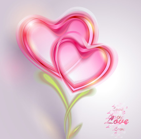 valentine day love backgrounds vector free vector in encapsulated