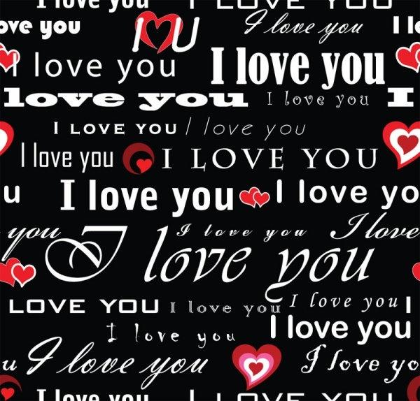 valentine hearts background 03 vector