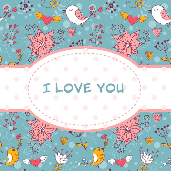 valentine line art pattern vector illustrator bird love birds