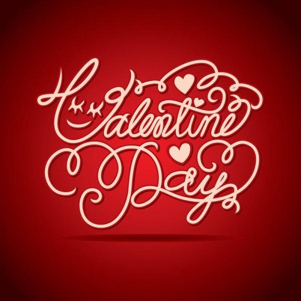 valentine wordart background 03 vector