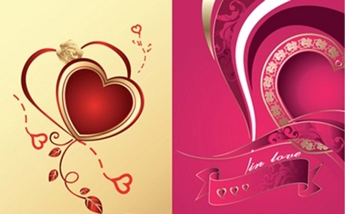 Valentine's Heart Free Vector