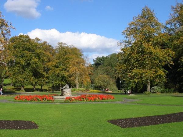 valley garden park