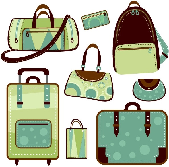 Bag free vector download (955 Free vector) for commercial ...
