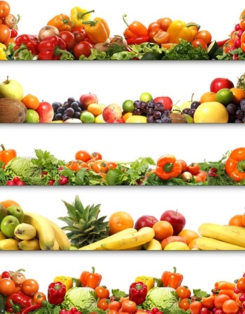 various fruits and vegetables quality picture
