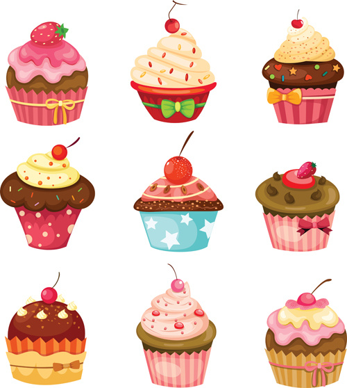 Sweet Cake Cartoon Free Vector Download 19 312 Free