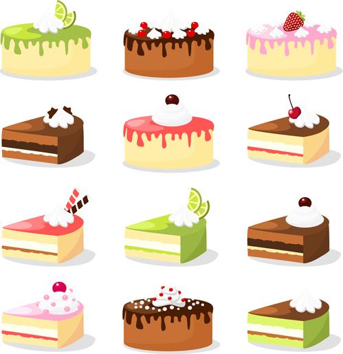Sweet Cake Cartoon Free Vector Download 17 286 Free