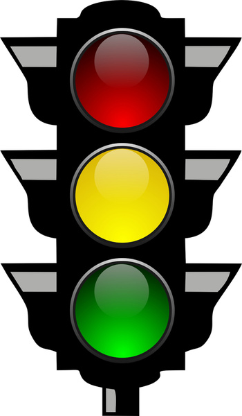 Various Traffic Light Design Vector Free Vector In